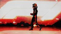 Daniel Ricciardo po závodě v Abú Zabí
