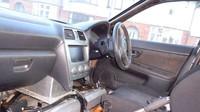 Subaru Impreza WRX z natáčení filmu Kingsman: Tajná služba