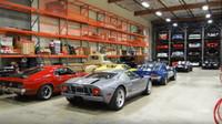 Sbírka vozů, kterou vlastní Jerry Seinfeld