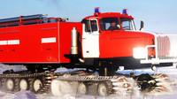 Modernizovaný Ural-5920 označovaný TS-1