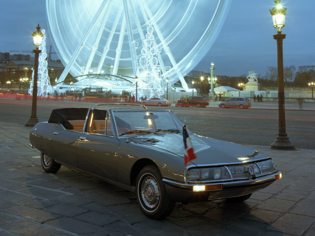 Citroën SM Présidentielle