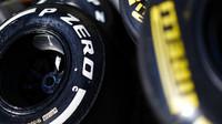 Pneumaiky Pirelli při posezónních testech v Abú Zabí
