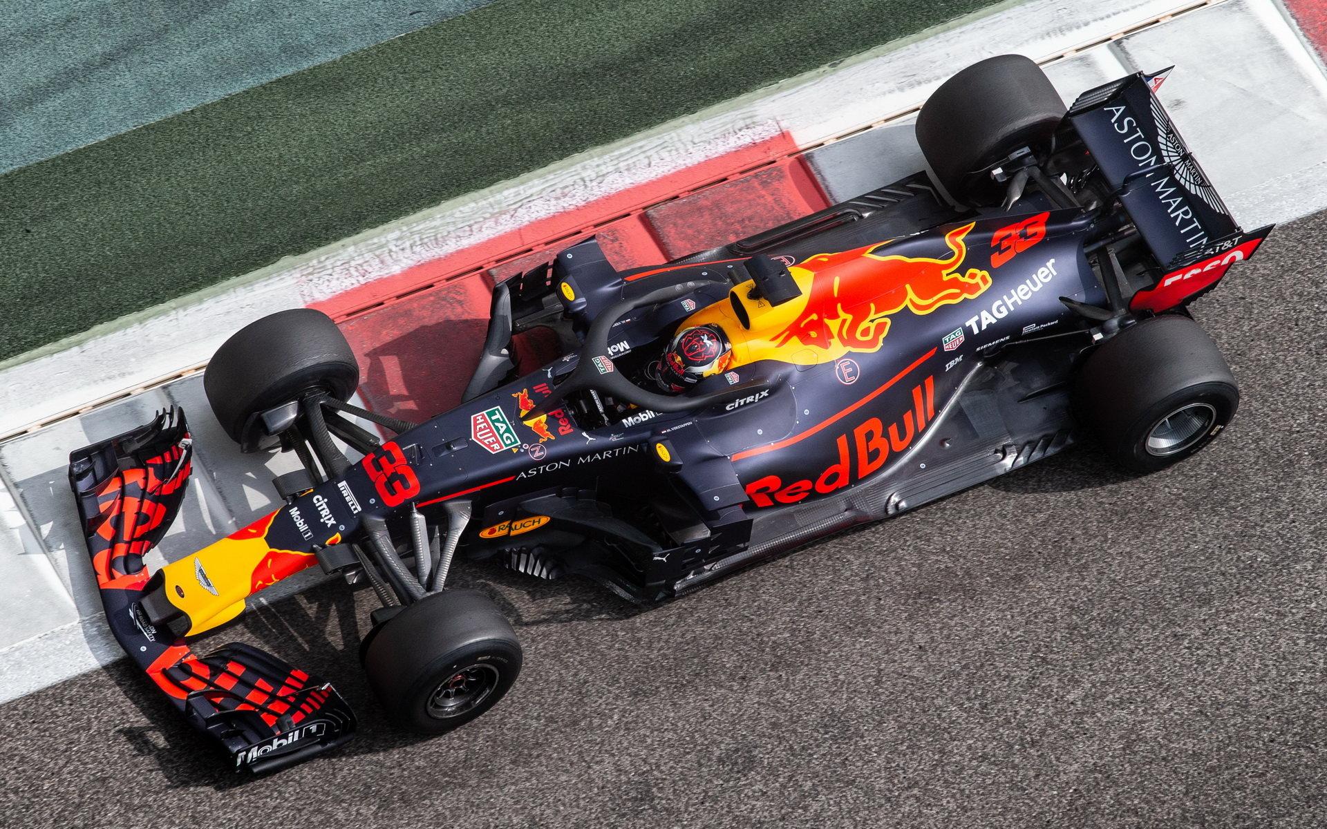 Změny aerodynamiky před sezónou 2019 podle Hornera k lepšímu závodění moc nepomůžou