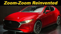 Mazda's All-New Mazda3, Now With AWD And Compression Ignition
