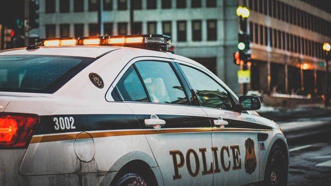 policie, ilustrační fotografie