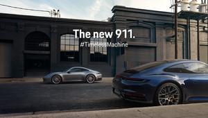 The new Porsche 911: Highlight Video