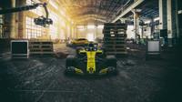 Focení Renaultu