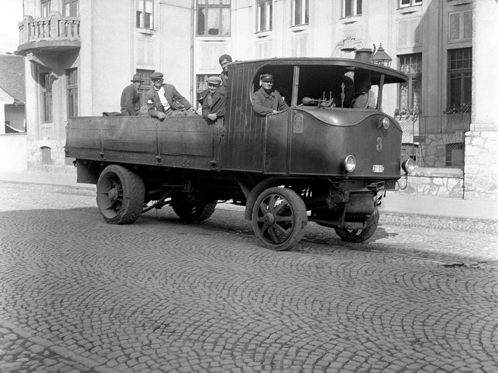 Škoda Sentinel