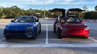Lamborghini Urus se stalo konečně rovnocenným soupeřem Tesly Model X