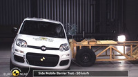 Vozy FCA Group u posledních testů Euro NCAP pohořely