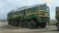 Nejšílenější ruský stroj? DM62-1727 vznikl spojením lokomotivy s transportérem jaderných hlavic - anotační obrázek