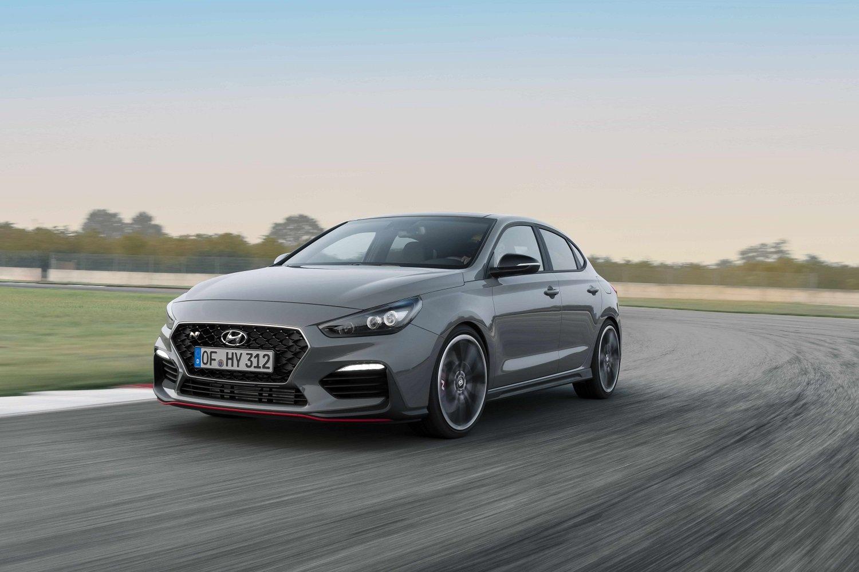 Hyundai i30 Fastback N dorazil na český trh. Jaké novinky ...