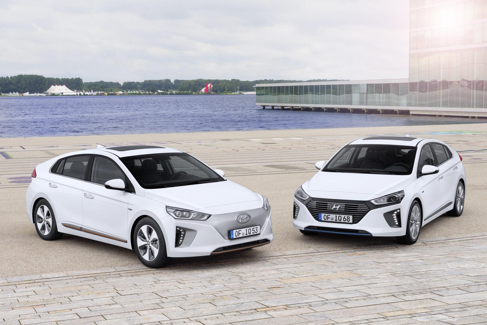 Němci zvolili Hyundai nejinovativnější značkou roku 2018, ocenili zejména alternativní pohony
