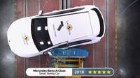 Organizace Euro NCAP vyhlásila nejlepší modely v několika kategoriích