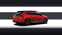 Grafický koncept Škoda Scala RS (Behance.net/ Aksyonov Nikita)