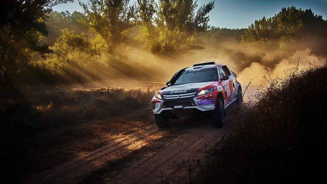 Na Rally Dakar 2019 se objeví i speciálně upravené Mitsubishi Eclipse Cross