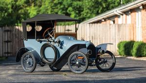 Peugeot Bébé - Lidový Peugeot se stal nejprodávanějším Bugatti všech dob - anotační obrázek