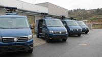 Policie ČR má 5 nových mobilních termovizí, speciální vozidla využije především cizinecká policie