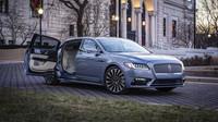 To nejzajímavější z konceptu dostal Lincoln Continental skutečně do výroby - anotační obrázek