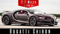 2018 Bugatti Chiron (Top Speed)