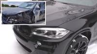 Talentovaný mechanik dokázal zrenovovat prakticky odepsané BMW během týdne