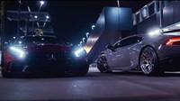 Mercedes-AMG GT R & Lamborghini Huracan LP610-4 X Fi EXHAUST