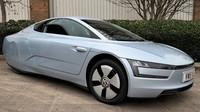 Aukční portál Silverstone Auctions připravuje dražbu raritního hybridu Volkswagen XL1