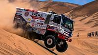 Kopřivnická Tatra Trucks má za sebou rok plný novinek a nových projektů