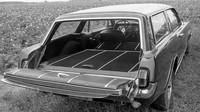 Prototyp Ford Mustang Wagon (kombi) v provedení společnosti Intermeccanica