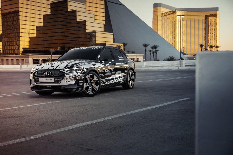 Prezentace Audi na CES 2019