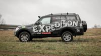 Mitsubishi Pajero expediční