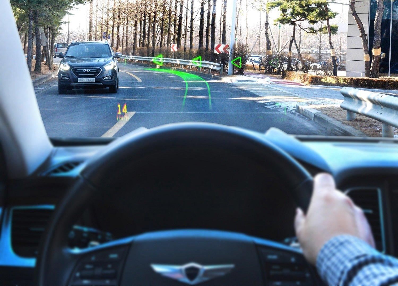 Hyundai představilo čelní sklo budoucnosti. Ukáže vám víc, než ...