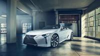 Koncept kabriolet Lexus LC