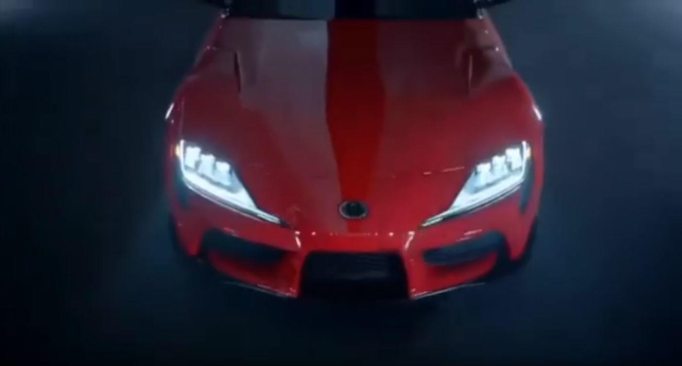 Mexické zastoupení Toyoty omylem publikovalo první oficiální video nové generace Supry