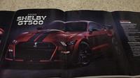 První uniklé fotografie nového Shelby GT500 (Facebook.com/JustinMMMYoung)