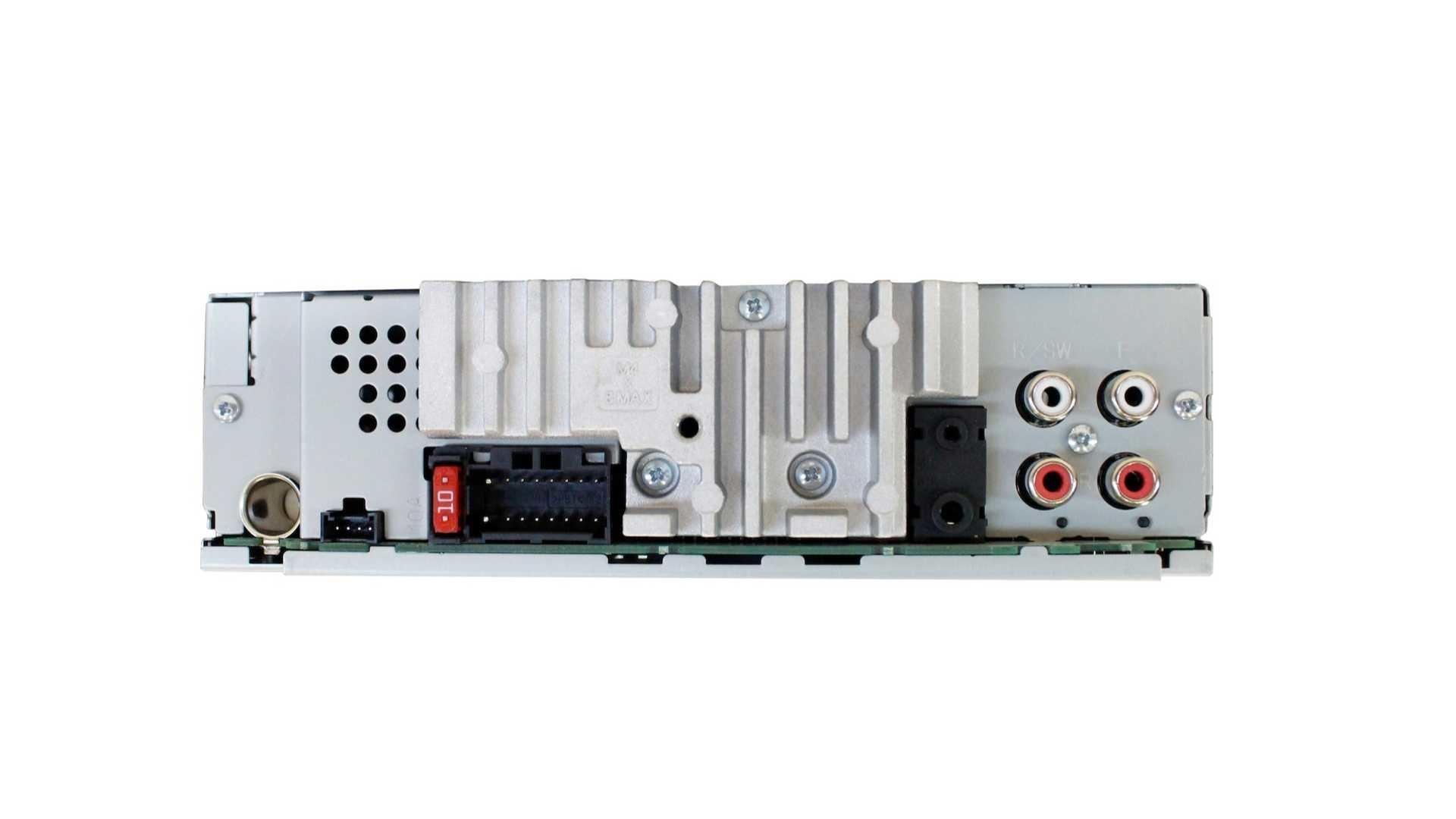 Autorádio Pioneer SPH-10BT umožňuje změnit mobilní telefon v infotainment systém