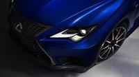 Lexus RC F, modernizované pro modelový rok 2020