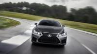 Modernizovaný Lexus RC F Track Edition