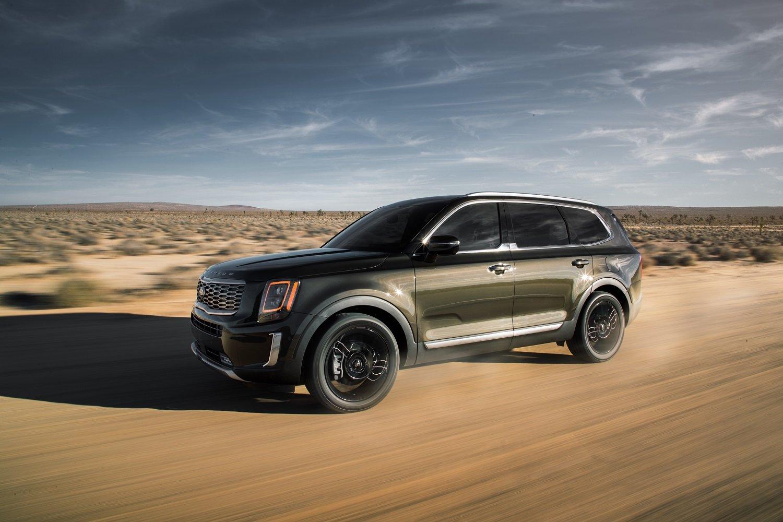 Kia Telluride: Nové osmimístné SUV upozorní i na zapomenuté dítě ...