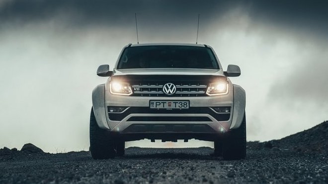 Volkswagen Amarok AT35
