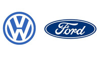Volkswagen a Ford nově partnery. Je venku, kdy dorazí první společné modely - anotační foto
