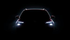 VIDEO: Škoda poodhaluje nový crossover, na první pohled zaujme výraznými LED-světlomety - anotační obrázek