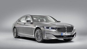 Nové BMW i7S, 680 elektrických koní s dojezdem 600 km - anotační obrázek