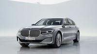 Ilustrační foto (BMW řady 7)