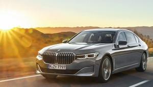 BMW odhalilo novou řadu 7, jak se vám líbí její sebevědomější vzhled? - anotační obrázek