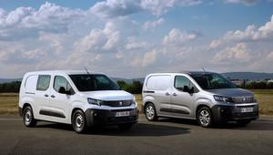 Nový Peugeot Partner přichází na český trh, kromě praktičnosti slibuje i eleganci a komfort - anotační obrázek