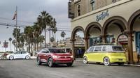 Volkswagen bude vyrábět elektromobily i v zámoří, do svého závodu investuje 700 miliard Eur - anotační foto