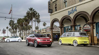 Koncepční vozy Volkswagen ID., ID. CROZZ a ID. BUZZ1