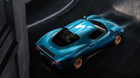 """Alfa Romeo 4C """"Nivola"""" je neobvyklým způsobem, jak přivést model 33 Stradale do nového tisíciletí"""