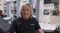 James May zodpověděl v kadeřnictví několik otázek